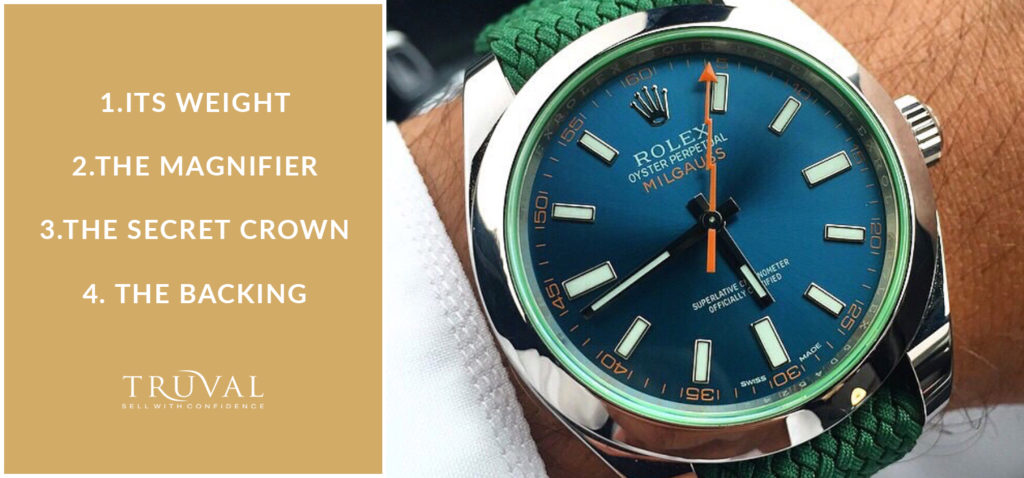 The Top 12 Ways to Tell a Fake Rolex from a Real One