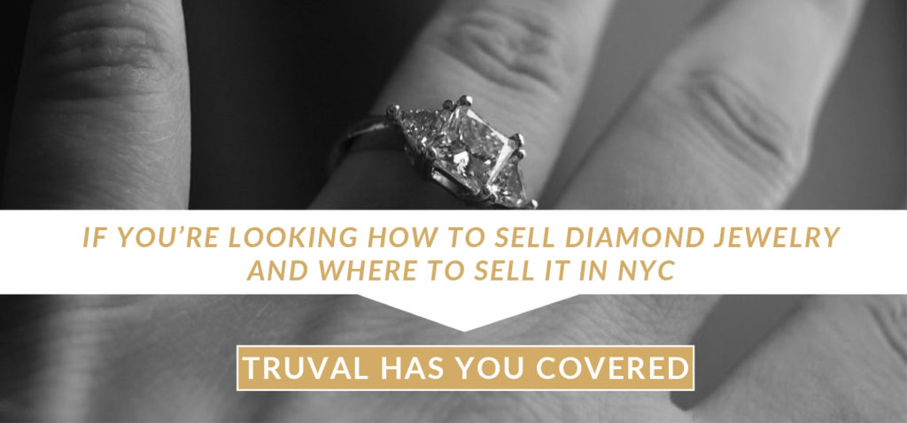 Sell Diamonds in NYC