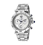 Cartier Pasha de Cartier Automatic Chronograph Stainless Steel watch
