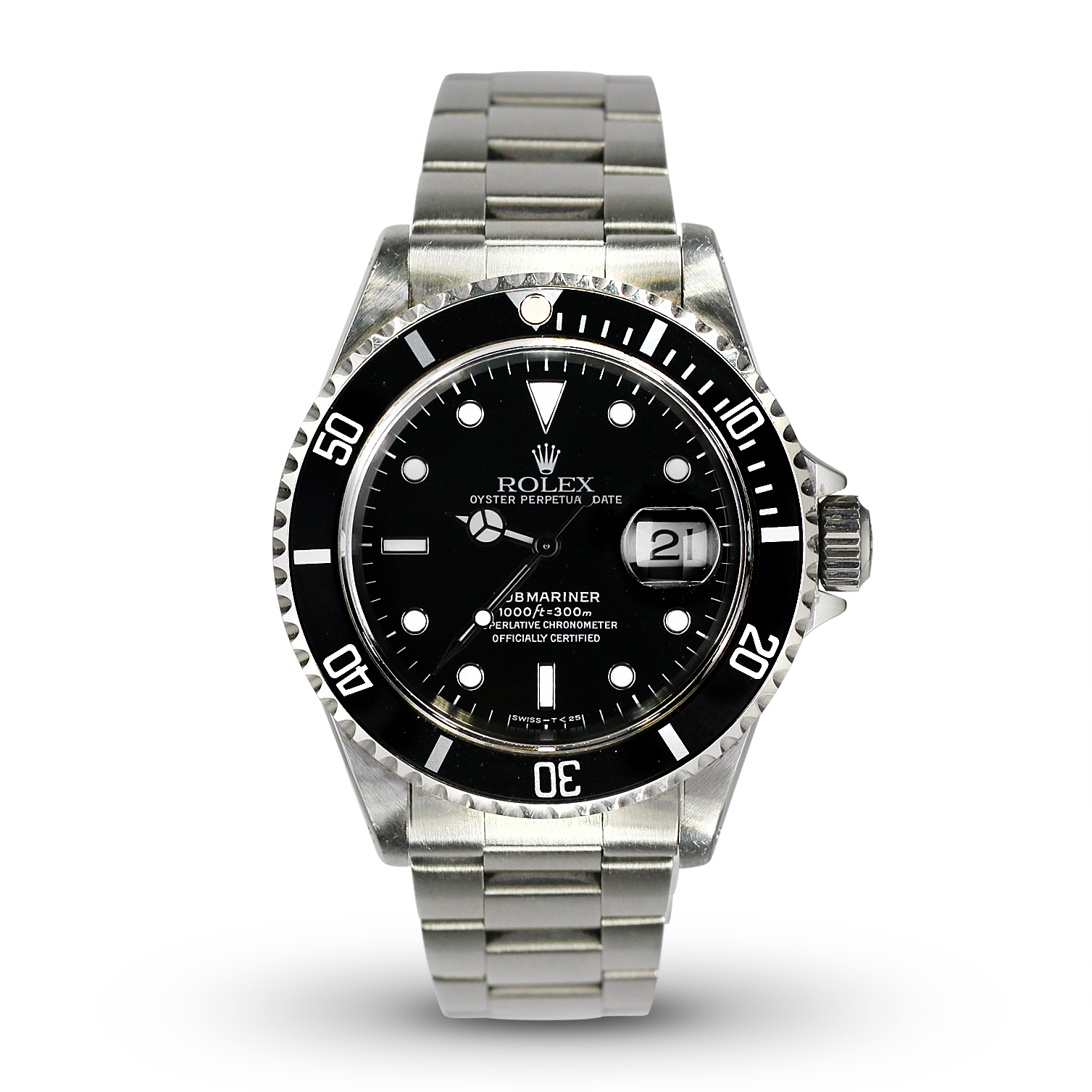 Mid 90s Rolex Submariner