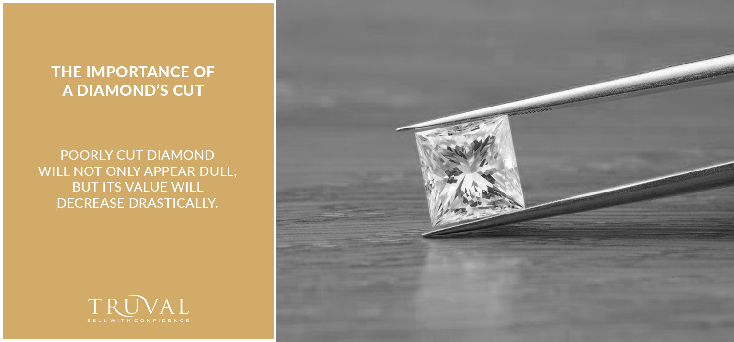 How Diamond Shapes Affect Their Value